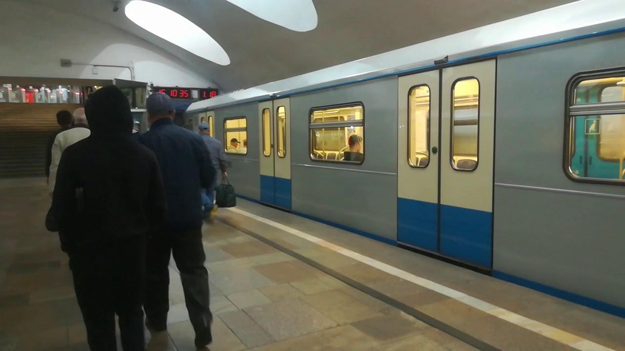 картинки поезда ока б по желтой линии