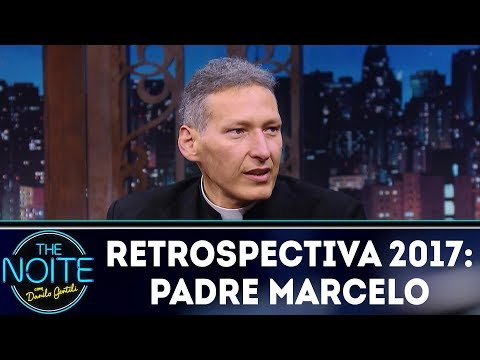 Retrospectiva 2017: Padre Marcelo Rossi | The Noite (31/01/18)