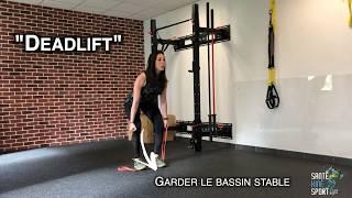 Core Training élastique