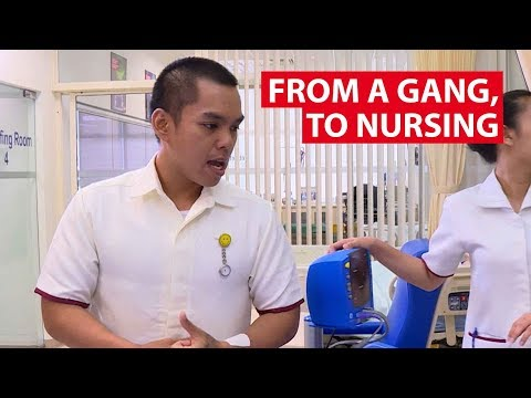 From A Gang, To Nursing | On The Red Dot | CNA Insider