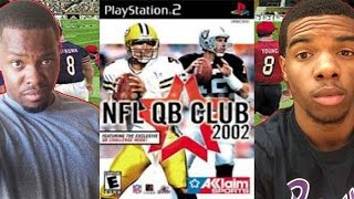 THE QUARTERBACK CHALLENGE! - NFL QB Club 2002 | #ThrowbackThursday ft. Juice