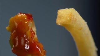 MCD Loaded Fries- So Saucy