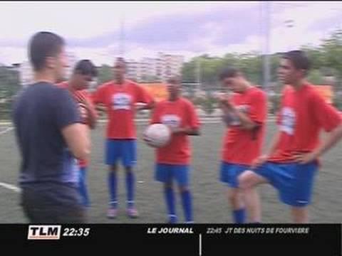 """Football : """"Sport dans la Ville"""" en Afrique du Sud (Lyon)"""