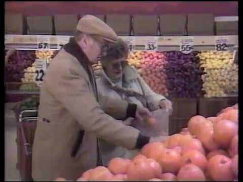 Econofoods Commercial Valentine's day 1987