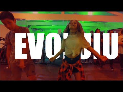 Evoluiu - Kevin o Cris ft Sodré Coreografia Thi