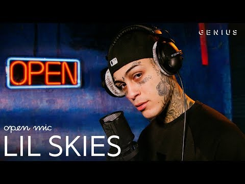 "Lil Skies ""Magic"" (Live Performance) | Open Mic"