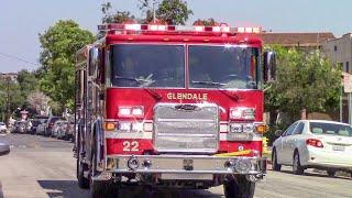 Glendale Fire Dept. Engine 22