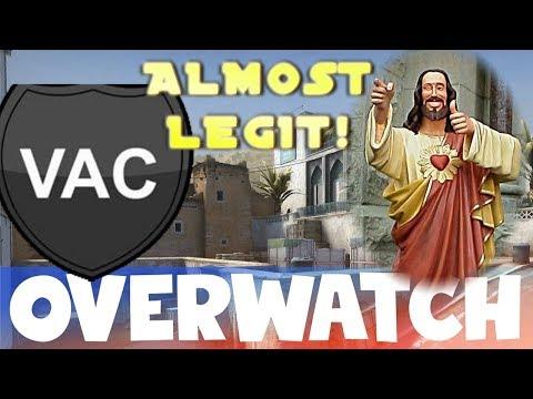 Almost LEGIT! CS:GO OVERWATCH thumbnail