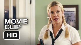 Fun Size Movie CLIP - Going to a Party (2012) - Chelsea Handler, Johnny Knoxville Movie HD