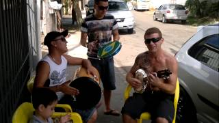 Roda de Samba strobel