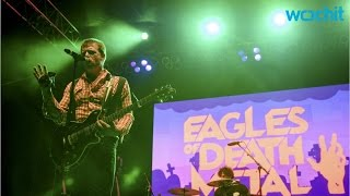 Eagles Of Death Metal Merch Manager Killed In Paris Attacks