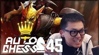 Amaz is Too Scary to Fight Against | Auto Chess 45
