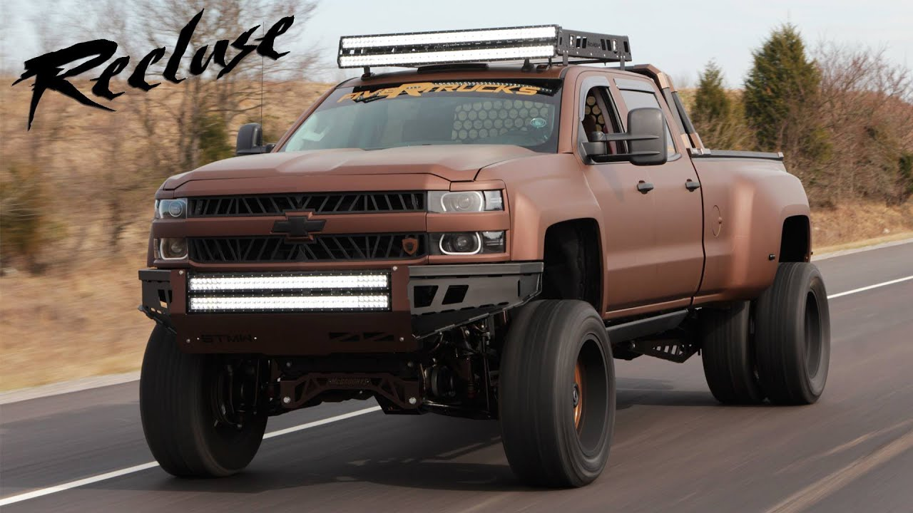 Recluse | 2015 Chevy Duramax Dually - YouTube