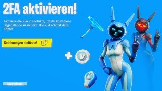 2FA *ACTIVATE* (Tutorial) GET FREE 2FA skins and items! 2FA Activate Fortnite
