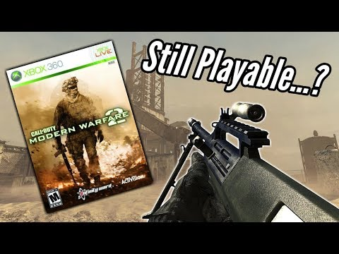 Is Modern Warfare 2 Still Playable On Console...? 2019