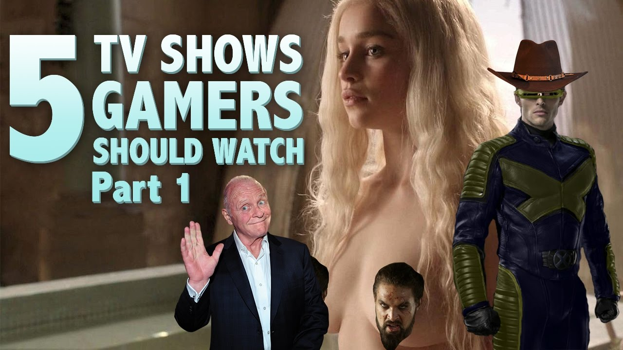5 TV Shows Gamers Should Watch Pt. 1 | Gaming Central