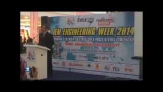 IEM Engineering Week & EINIX 2014