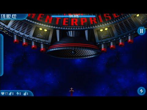 Chicken Invaders 5 Cluck Of The Dark Side - Challenge #5: CK-01 Henterprise (Hend Game) 0 firepower  