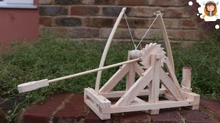 This video I will assemble a wooden catapult! Instagram: https://www.instagram.com/radu_car/ Facebook: ...