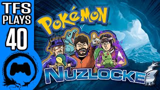 Pokemon Silver NUZLOCKE Part 40 - TFS Plays - TFS Gaming