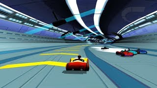 Cxbx-Reloaded Xbox Emulator - Pulse Racer Ingame! (b8c5808a + WIP / HW Mode, FXAA)