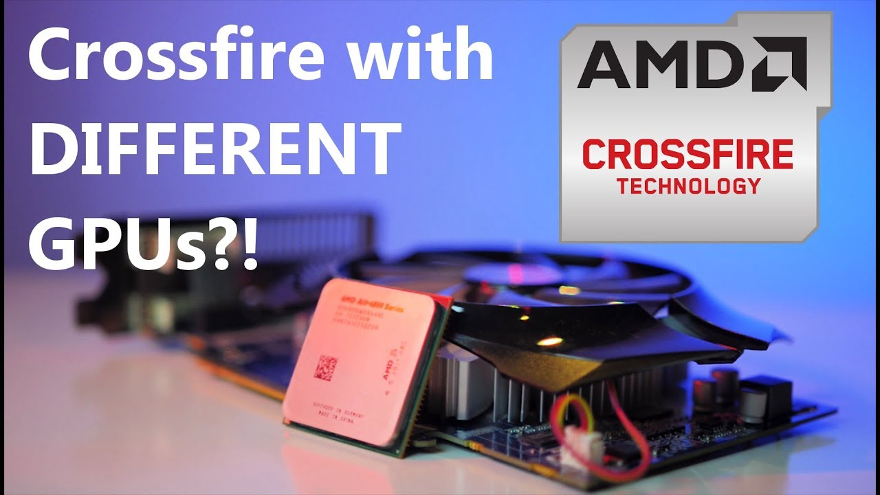 Should you run Crossfire with integrated graphics