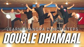 Learn How To Do Bhangra - Double Dhamaal (Advanced 14 of 14)