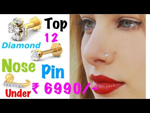 awesome-diamond-nose-pin-designs-with-price-|-diamond-nose-ring,-nose-stud-in-yellow-gold