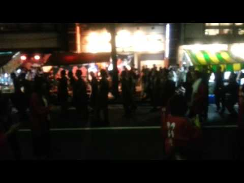 山口 祇園祭 大内総踊り