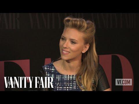 "Recently Engaged Scarlett Johansson on ""Under the Skin"" & ""Don Jon"" at TIFF 2013"