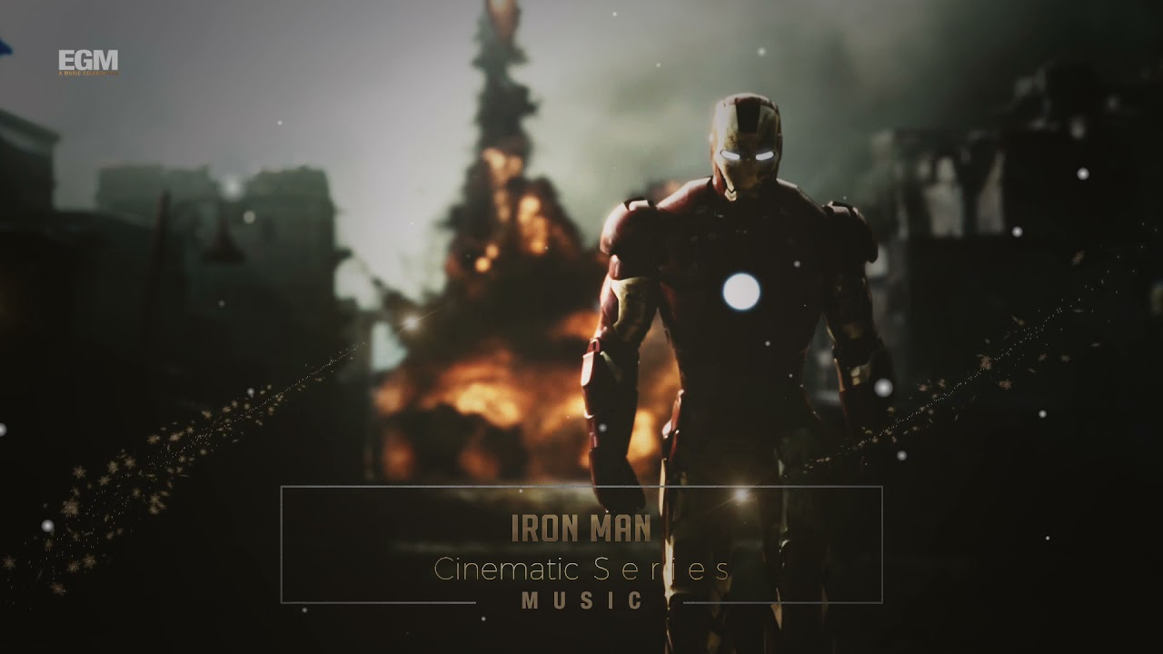 Best Cinematic Trailer 2021 - Iron Man - Ender Güney (Official Audio)
