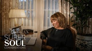 Tina Turner on Receiving Husband Erwin Bach's Kidney | SuperSoul Conversations | OWN