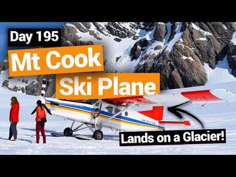 Mt Cook Ski Plane: Landing on the Tasman Glacier! – New Zealand's Biggest Gap Year