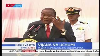 Rais Uhuru azindua sarafu mpya zenye maumbo mapya, michoro ya wanyama pori | Mbiu ya KTN