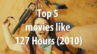Movies similar to 127 Hours (2010): 00:09 Gravity (2013) 00:42 Buri...