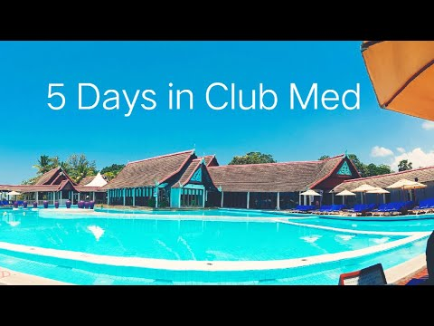 My Club Med THAILAND Experience | Wee World