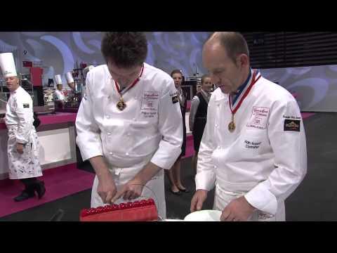 Coupe du Monde de la Pâtisserie 2015 - Day 1 (3/6)
