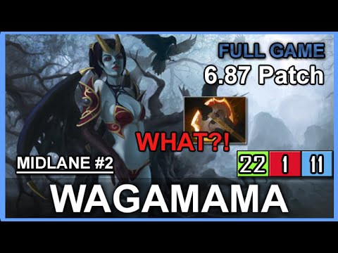 Wagamama Queen of Pain | BATTLEFURY - 1015 GPM | Full Game