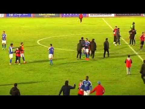 San Fernando Cd 1 - 3 Marbella Fc   28 ene 18