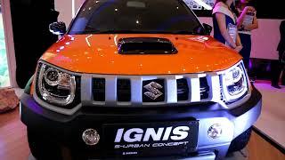 Suzuki IGNIS  S-URBAN CONCEPT 2018