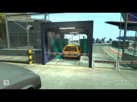 GTA IV - Car Wash (720p)