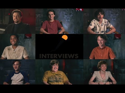 Interviews with Director & the cast of IT [720p HD]