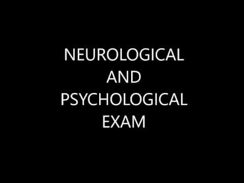 Neurological And Psychological Exam