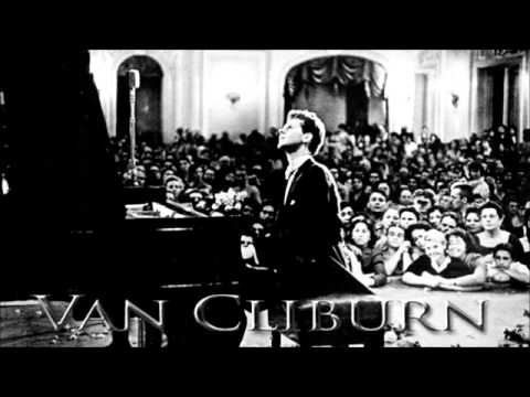 Van Cliburn - Piano Concerto No. 1 - Final of the 1958 Tchaikovsky Competition (Live Recording)