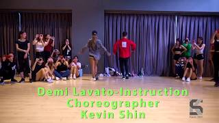 Jax Jones Feat. Demi Lavato Instruction Dance | Jazz Kevin Shin Choreography