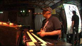 Ivan Neville and Dumpstaphunk at the Church of Universal Love and Music, PA 2009 Part 3