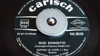 Peppino Di Capri e i suoi Rockers - Nun Songh