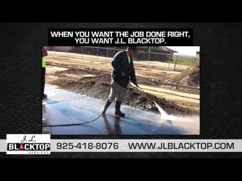 Seal Coating Brentwood CA - J.L. Blacktop