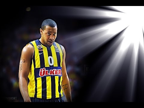 Andrew Goudelock Highlights Euroleague 2014-2015 (Full HD)