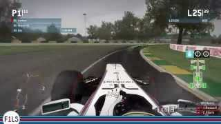 2014 Australian Grand Prix Full Race - F1 Live Season Race 1